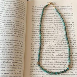 Genuine Turquoise Necklace